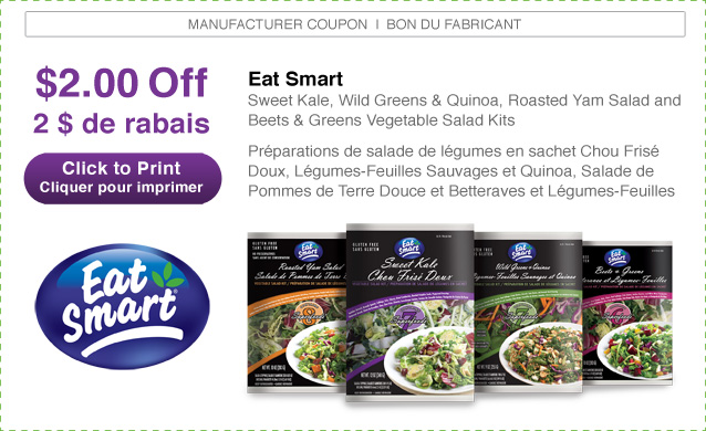 Eat smart coupons