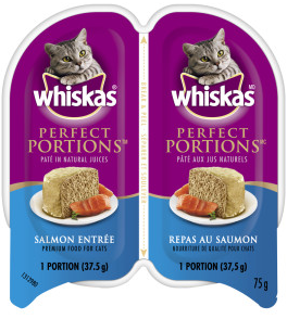 whiskas perfect portion